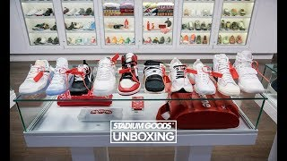 """Unboxing the entire OG """"The Ten"""" Off-White x Nike Collection"""