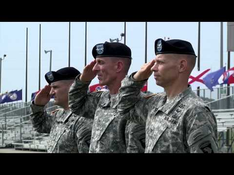 2nd BCT STRIKE Change of Command Ceremony