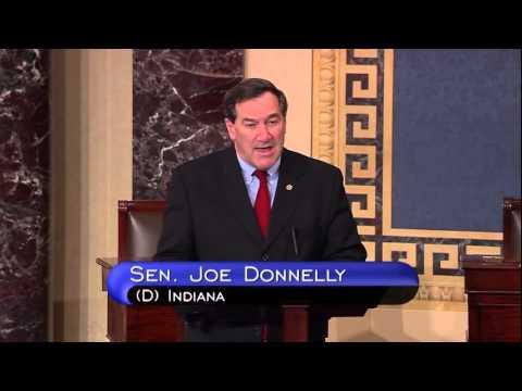 Senator Donnelly
