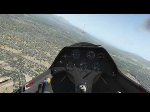 X-Plane 11 Gliding