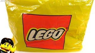 LEGO release day haul -- it