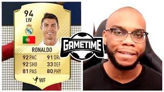 FIFA 17 Throwback   Buffon FIFA and PES Evolution   FIFA 20 Penalties   GameTime Episode 11