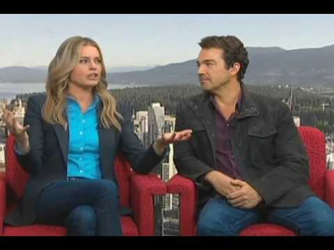 Jon Tenney and Rebecca Romijn on Sidewalks Entertainment