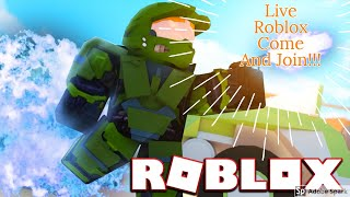 Roblox Live You Pick The Game!!! Come And Join Road to 400!!!