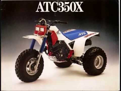 History of the honda 3 wheeler atc youtube sciox Image collections