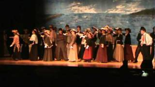 "Bethlehem Catholic High School ""Proper Gentleman"" from ""Half a Sixpence"" 2011"