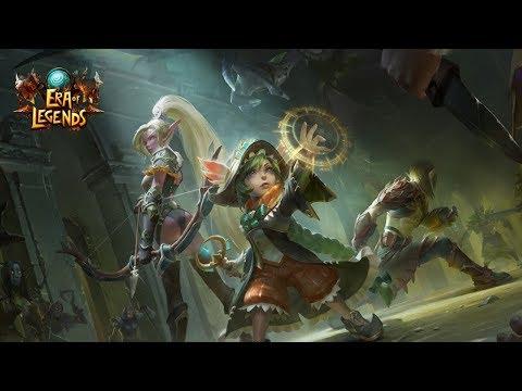 Era of Legends: CLÁSSICO MMO-RPG!!! Open world, PvP, cheio de classes TOP!!! Quase um WoW!!! #ZigIndica36 - Omega Play