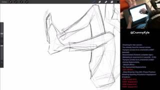 ART STREAM - Jumping Poses