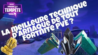 THE BEST FORTNITE ARNAQUE OF ALL WORLD ?!?