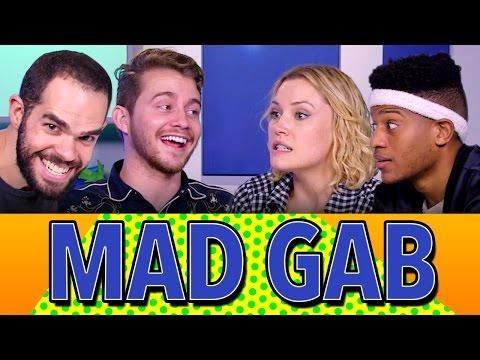SourceFedPLAYS Mad Gab – Word Warriors!