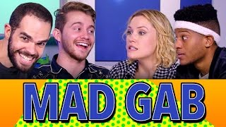 SourceFedPLAYS Mad Gab - Word Warriors!