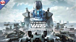 Hybrid Wars Gameplay - Part 1 - Walkthrough (PC HD)