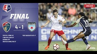 Highlights: North Carolina Courage vs. Chicago Red Stars | July 4, 2018
