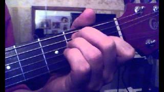 Трофимов - Свечи (Аккорды на гитаре)