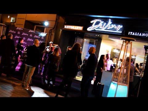 Inauguración Divino Restaurante Italiano. Carrer d'En Sanç, 3,  València