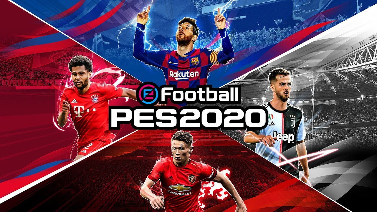 eFootball PES 2020 Mobile Launch Trailer - YouTube