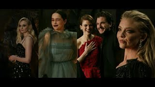 Game of thrones 'Welcome to Glamstone' GOT PREMIERE NYC