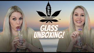 ALeaf Glass Unboxing   Hazy Hula Reviews