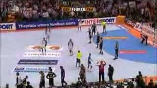 Handball WM 2007 Halbfinale Deutschland - Frankreich ZDF