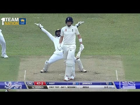 Day 1 Highlights: England tour of Sri Lanka 1st Test at Gall