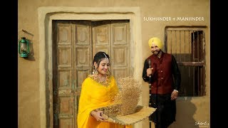 Sukhjinder + Maninder ~ Pre Wedding ~ Shanty Photography