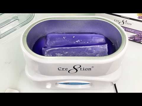 Cre8tion Products - Paraffin Wax Warmer - Tutorial