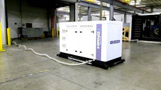 Hipower Systems: Natural gas Generators