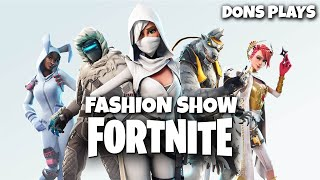 🔥 Fortnite Hosting Fashion Show Customs With Prizes || 750 Like Goal 🔥