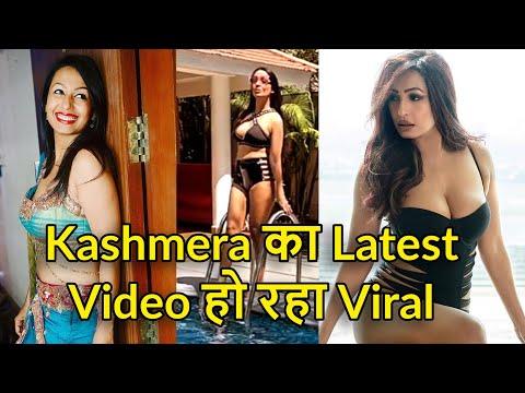 Kashmera Shah latest videos getting viral on social media