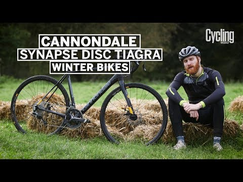 Cannondale Synapse Disc Tiagra | Winter Bikes Special | Cycling Weekly