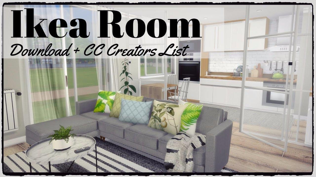 Sims 3 Wohnzimmer Download