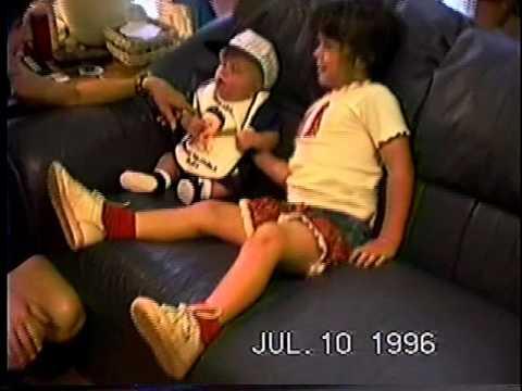 Dreher Home Video Disk 14 Austin 6mo Aubrey 6 years old