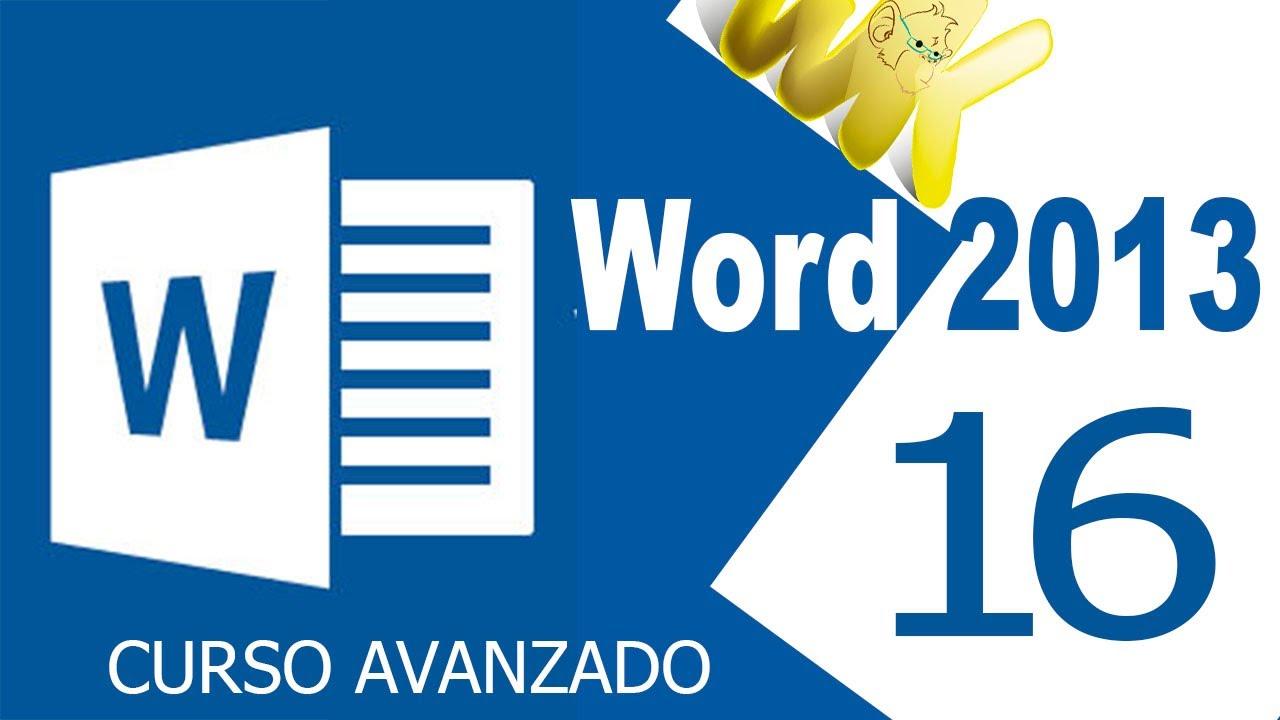 Download Microsoft Word 2013, Tutorial como crear listas multinivel, Curso avanzado español, cap 16