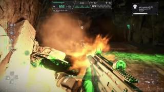 Killzone Shadow Fall Co-op Intercept Gameplay 1 - With Dylan72209 ^_^