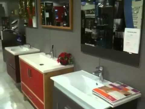 novedades en confort del baño 2011 - youtube - Muebles De Bano En Granada