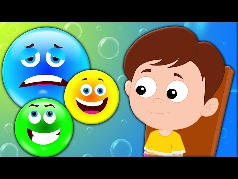 emozione canzone | prescolare canzoni | filastrocche per bambini | Emotions Song For Kids