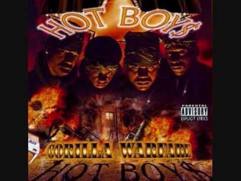 HOT BOYS - Ridin'