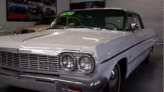 1964 Chevrolet Impala at Hot Rod City