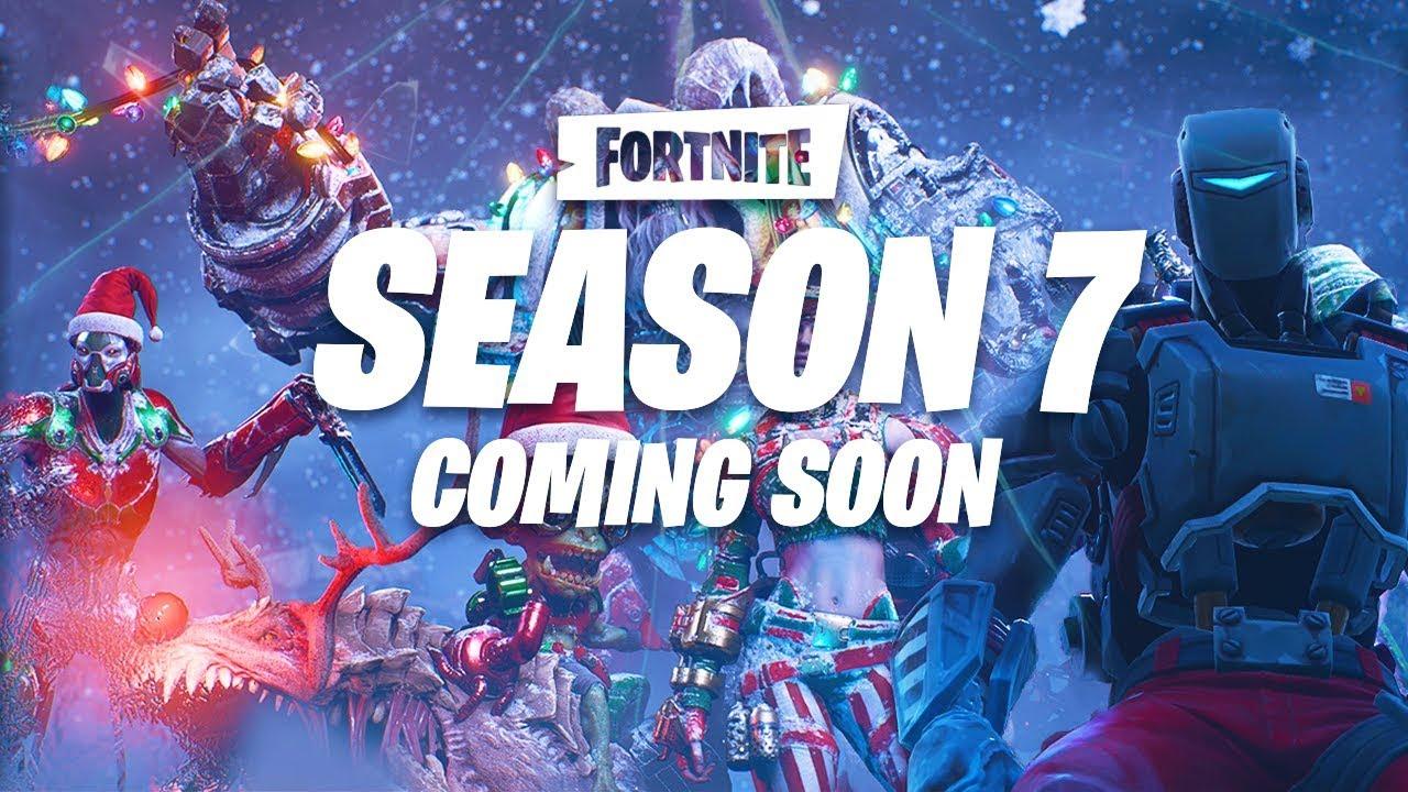 New Season 7 Leaks Secrets In Fortnite Fortnite Battle Royale