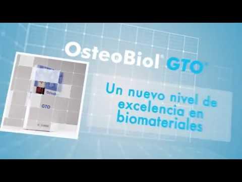 OsteoBiol GTO - Novedad 2019