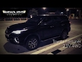 Toyota Fortuner 2.8 4WD - Clip01