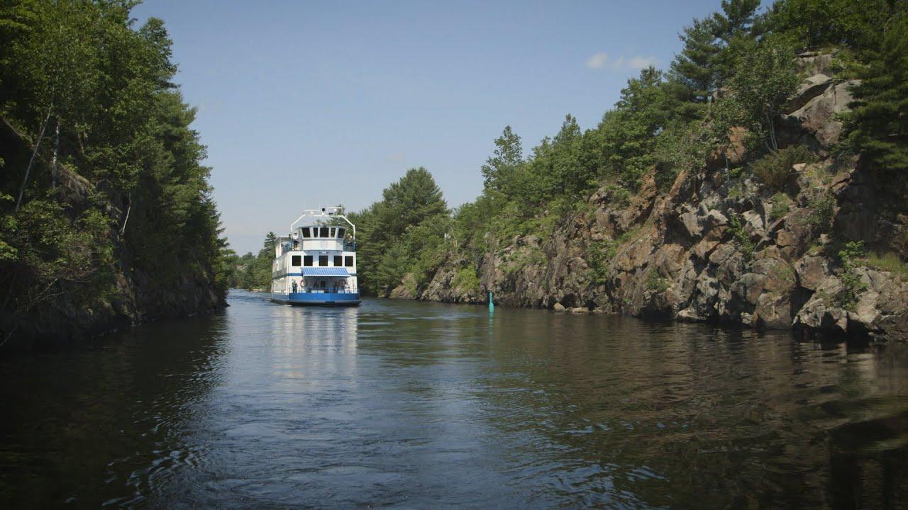 Kawartha Voyageur tario Waterway Cruises Kawartha Cruise