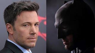 Ben affleck reveals solo batman film title & more details