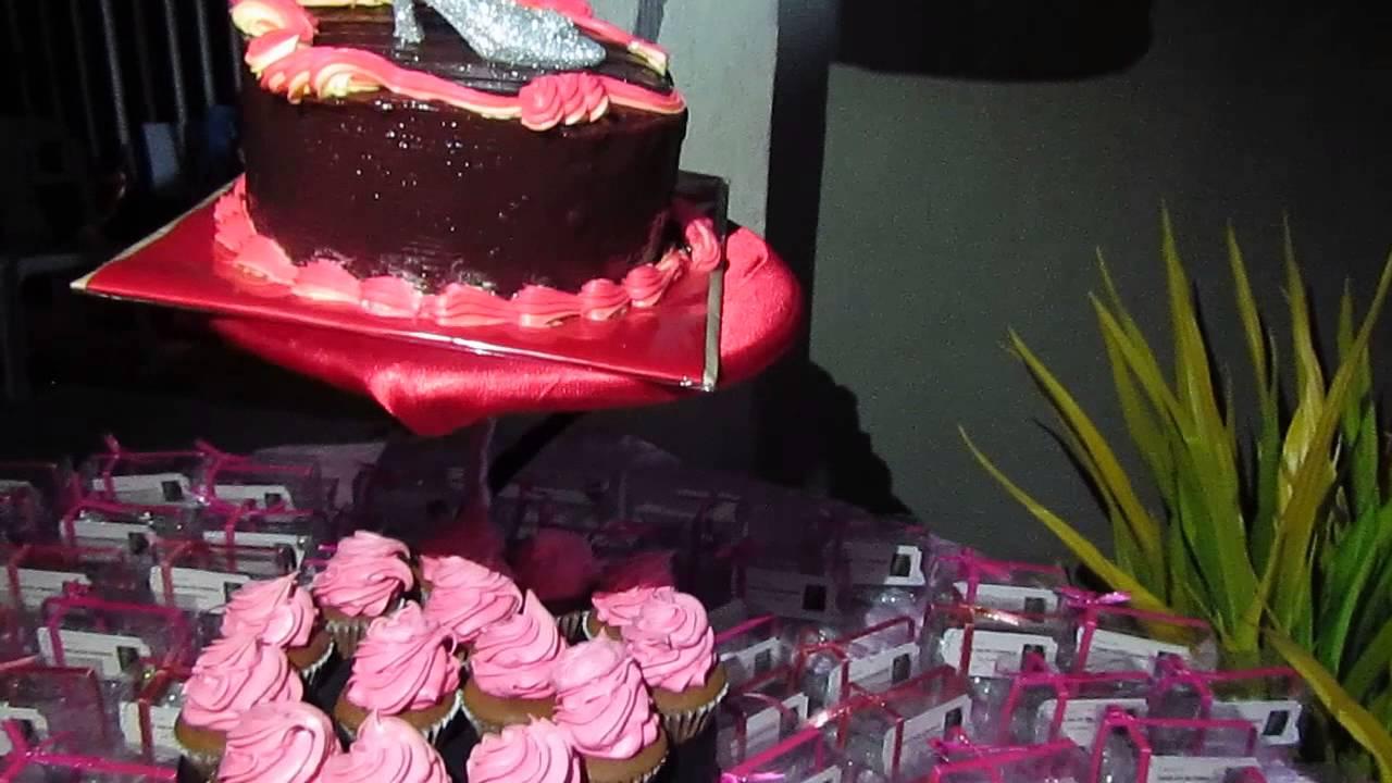 04 21 13 Souvenir Abby Dianne Ordaniza 18th Birthday