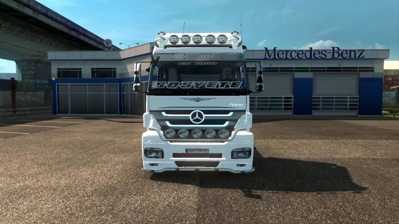 ets 2 faça mercedes-benz axor 1.24 İndİr-download - youtube