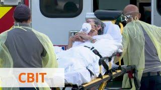 2 тыс человек за сутки В США новый антирекорд смертности от коронавируса