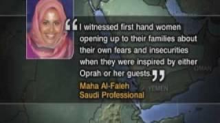 Oprah's popularity among Arabs