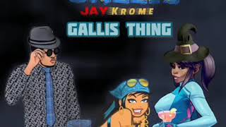 Jay Krome - Gallis Ting - December 2019