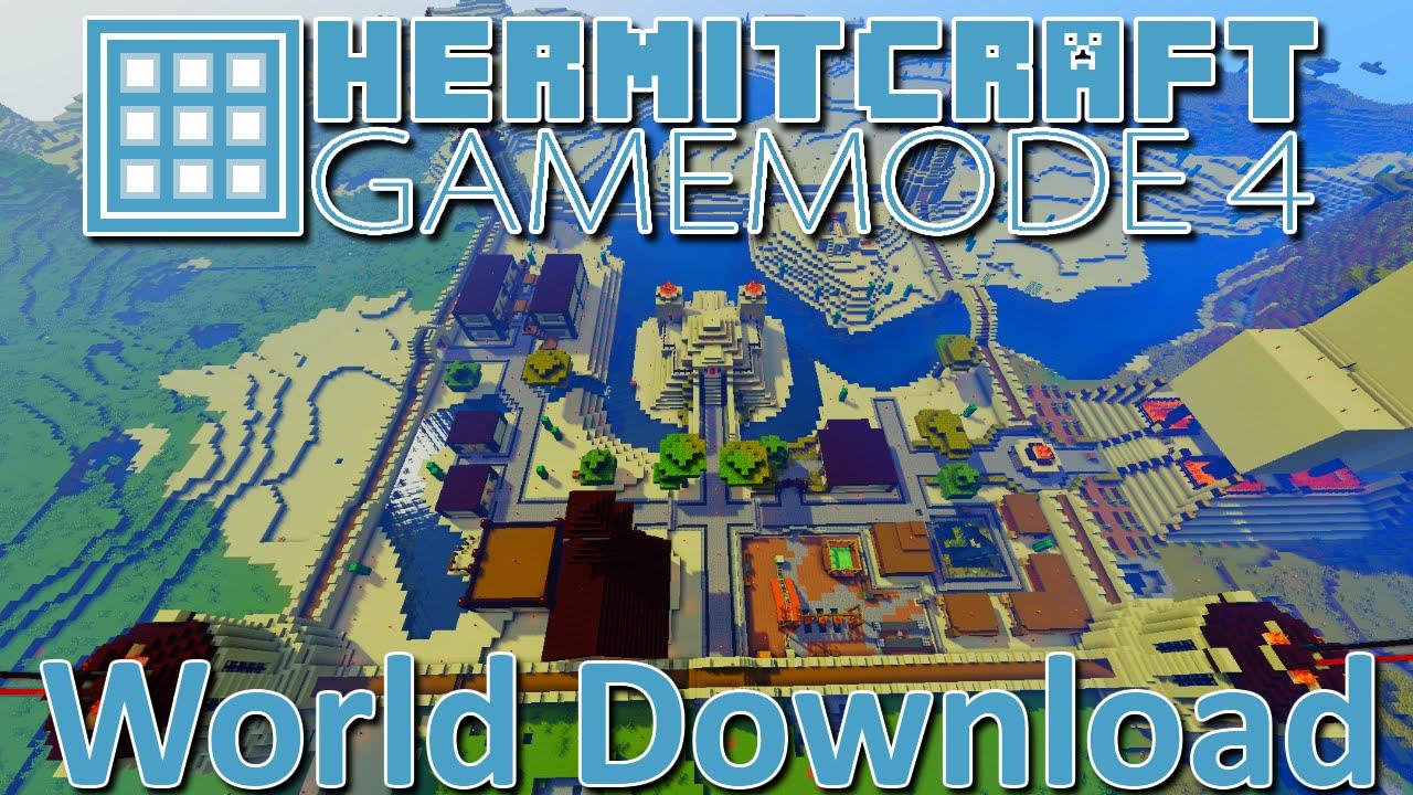 Hermitcraft Season 5 World Download