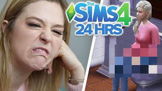 I Lived Like My SIM For 24 Hours Challenge ft. Gloom